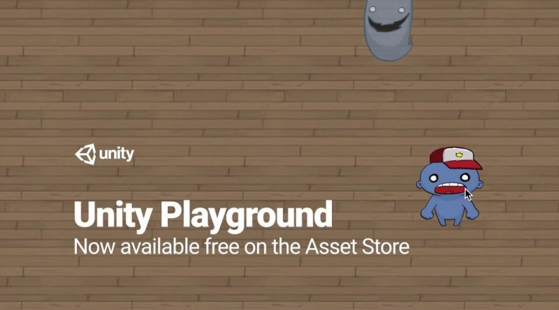 Unity Playground: Make games without programming