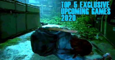 TOP 5 EXCLUSIVE UPCOMING NEW GAMES 2020 - Release Date Reveal (The Last Of Us Part II)