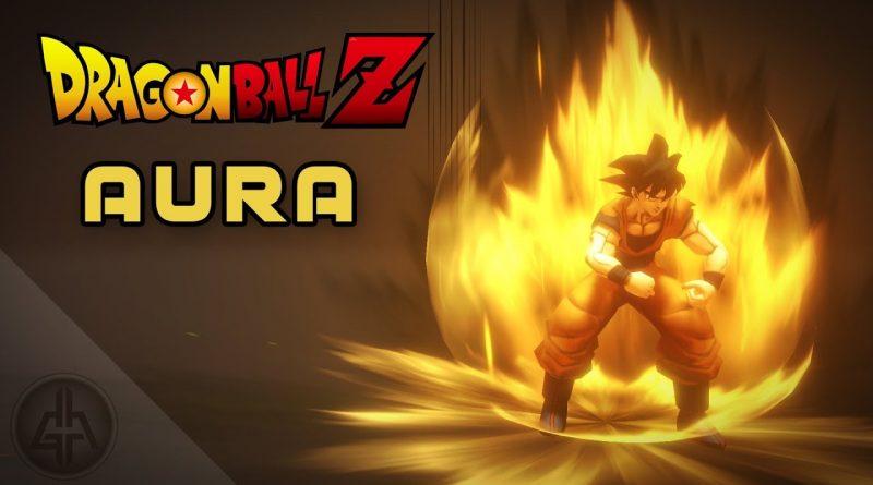 Unity VFX - Dragon Ball Ki Charge Effect Tutorial
