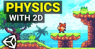 2D Physics are awesome! - Chains & Ropes in Unity 2020 (tutorial)