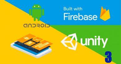 03 - Tutorial Firebase - Unity