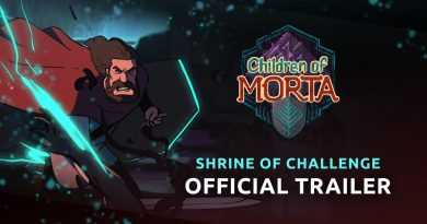 Children of Morta - Shrine of Challenge | Free Update Official Trailer