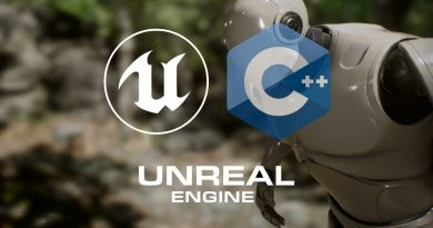 Unreal Engine 4 C++ Tutorial - Communicating Between Classes With Casting