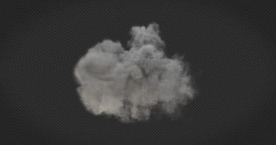 Create Smoke Puffs Fast (Blender Tutorial)
