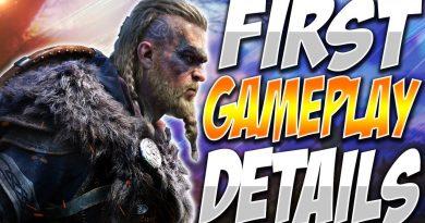 GAMEPLAY DETAILS + SCREENSHOTS   Assassin's Creed Valhalla (NEWS)