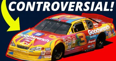 Peter Max: Dale Earnhardt's Most Controversial Paint Scheme
