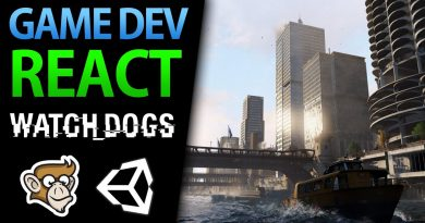Game Developer Reacts to Watch Dogs!