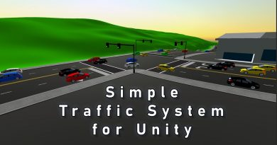 Workflow Tutorial - Unity Simple Traffic System