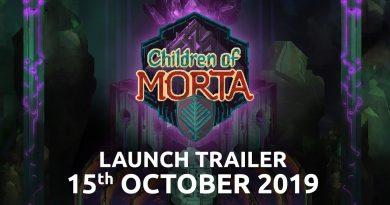 Children of Morta | Official Console Launch Trailer