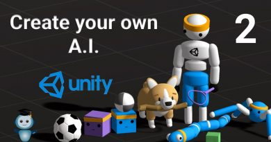 Create your own A.I. in Unity   ML-Agents Tutorial