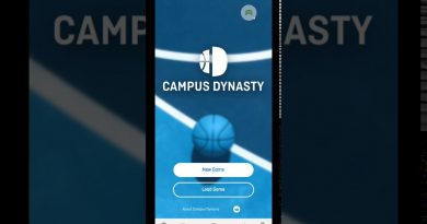 Campus Dynasty Basketball | Real Schools and Teams Mod | How to Import Link