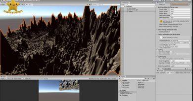 Tutorial Unity: Crear un Mapa en 3D con Terrain y heightmap.