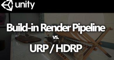 Unity Tutorial - Render Pipelines
