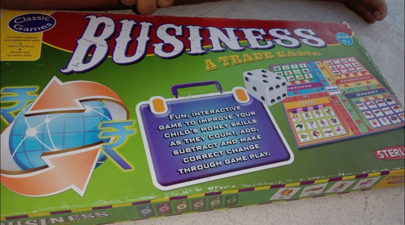 Business  Game  - play steps & procedure / lock down, stay in home - childrens game