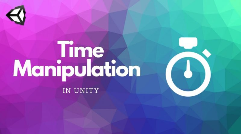 Distorting The Flow Of Time For Individual Objects | Unity Tutorial