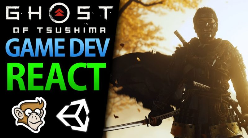 Game Developer REACTS Ghost of Tsushima!