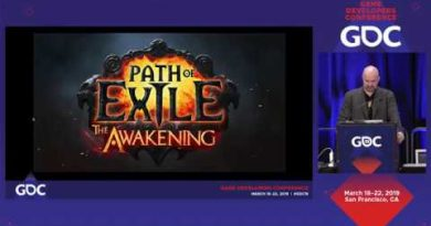 Designing Path of Exile to Be Played Forever. Chris Wilson at GDC 2019