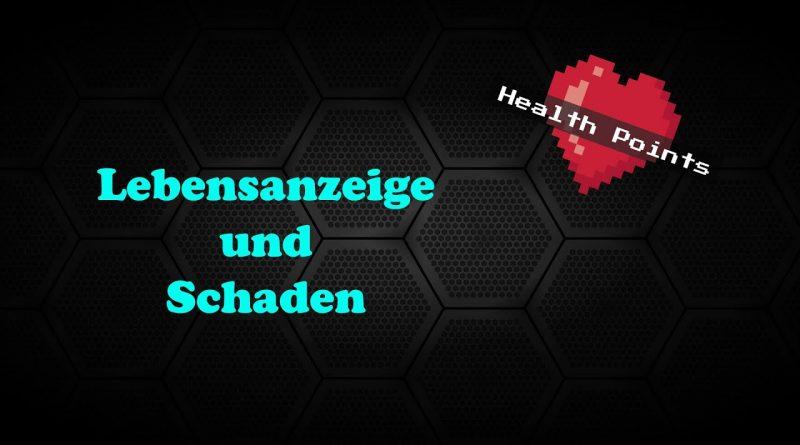 Lebensanzeige und Schaden | Unity 2D | tutorial german