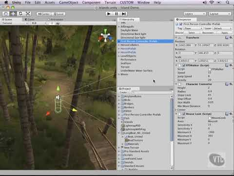 Unity tutorial for beginners 2020 01 04  Reviewing the Interface pt  2
