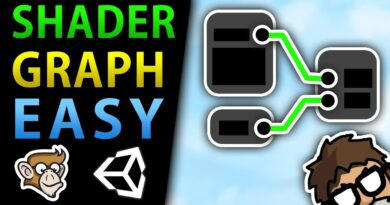 Make Awesome Effects with Shader Graph in Unity!