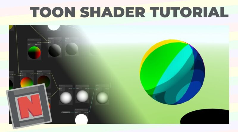 Making a Toon Shader in Unity Using Shader Graph With Custom Lighting! | Game Dev Tutorial