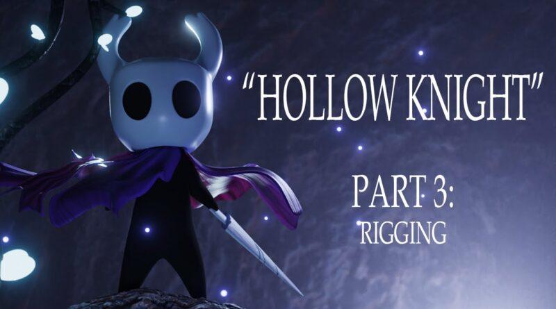 Blender 3D Tutorial: Hollow Knight Part 3