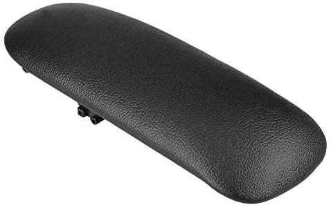 Artificial Leather Center Console Armrest Lid Cover Pad for BMW Mini Cooper Center Console Armrest Lid - Black