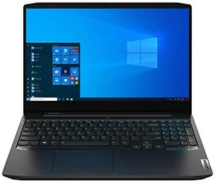 "Lenovo IdeaPad Gaming 3 15.6"" Full HD Gaming Notebook Computer, Intel Core i5-10300H 2.5GHz, 8GB RAM, 256GB SSD + 1TB HDD, NVIDIA GeForce GTX 1650 4GB, Windows 10 Home, Onyx Black"