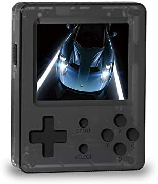 HAIHUANG Handheld Game Console,RG FC520 Retro Game Console Free with 520 Classic Games,Portable Game Console 3 Inch Screen Supports TV Output Good Present for Kids Boy