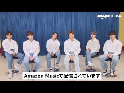 BTS BE Special Message on Amazon Music