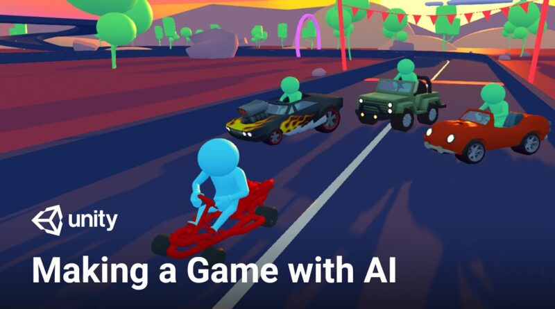Creating a Game with Learning AI in Unity! (Tutorial / Machine Learning)