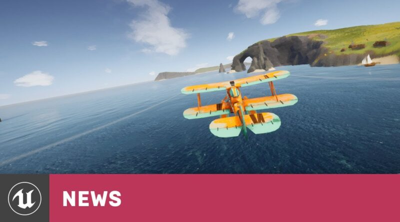 News and Community Spotlight   June 18, 2020   Unreal Engine