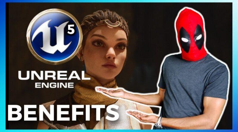 Unreal Engine 5 Keynotes & Real-World Benefits