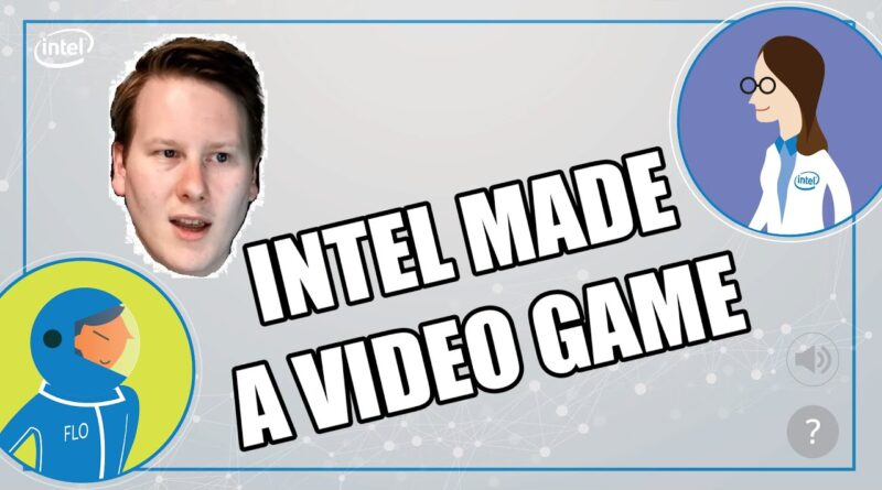 Intel (Marketing) Made A Video Game!