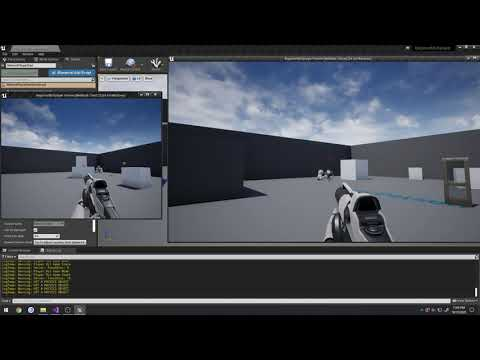 """Unreal Engine C++ Beginner Multiplayer #3.1: """"Game Mode/Game State implementation"""""""