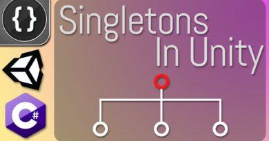 The Beauty of Singletons [Unity Tutorial]