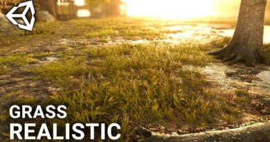 How to make a Level in Unity! | Realistic Grass Tutorial