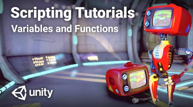 C# Variables And Functions in Unity! - Beginner Scripting Tutorial