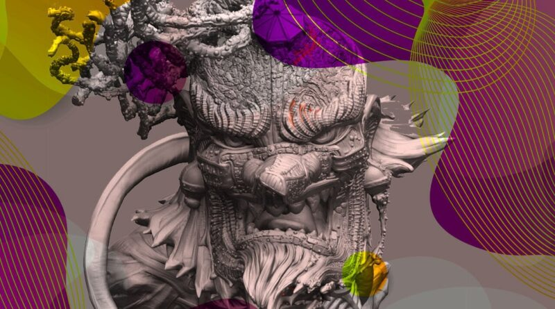 ZBrush Masters: Designing Jewelry & Accessories with Marveaux Clothing - T.S. Wittelsbach