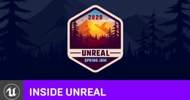 2020 Unreal Spring Jam Results | Inside Unreal