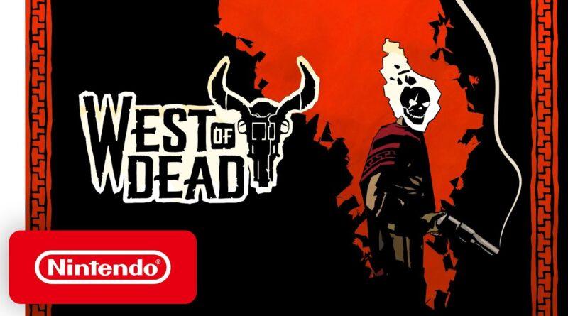 West of Dead - Announcement Trailer - Nintendo Switch