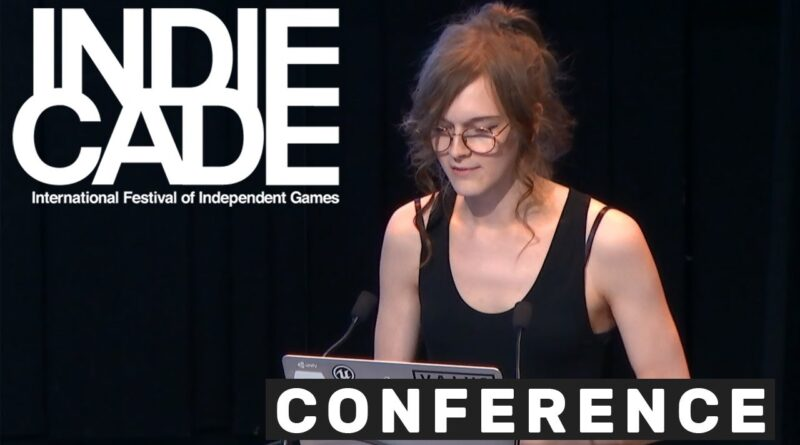 THE SIMPLE YET POWERFUL MATH WE DON'T TALK ABOUT - a talk by FREYA HOLMER at INDIECADE EUROPE 2019