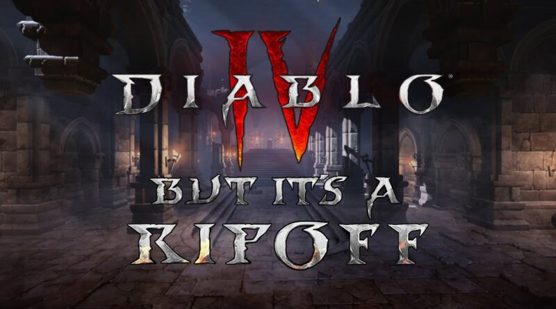 I Made a Diablo Clone in 1 Week