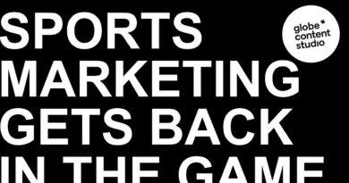 November MarTech - Sports marketing gets back in the game