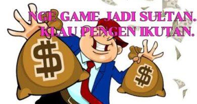 MARKETING PLAN GUDANG GAME....SIAP JADI SULTAN (SUGIH LAN TANPO UTANG)