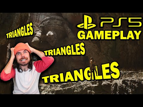 Playstation 5 Gameplay and Unreal Engine 5 Gameplay Reveal! BILLIONS OF TRIANGLES!!!