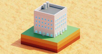 Isometric building Blender Tutorial