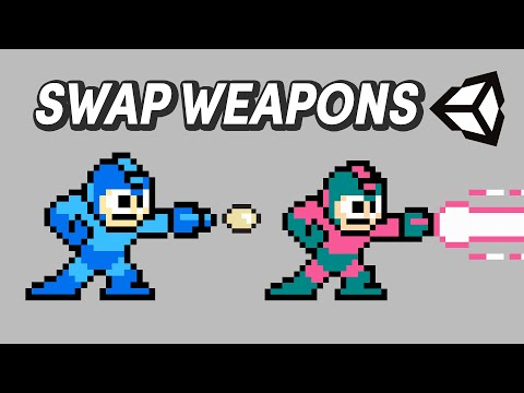 Swapping Weapons in Unity - Game Dev Tutorial