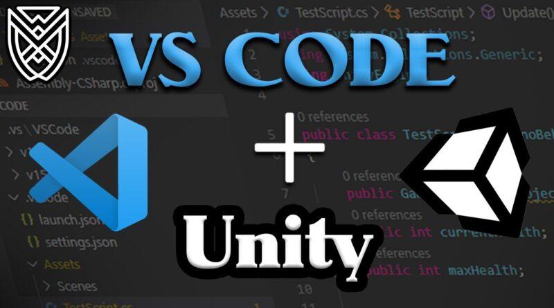 How to Setup Visual Studio Code for Unity Tutorial