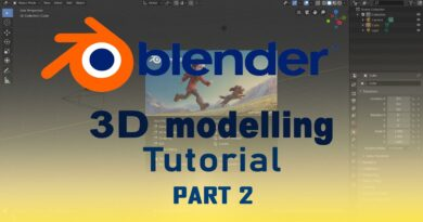 Blender 2.8 TUTORIAL PART  2  |  BASICS  |  TATA Cawl modelling  |  How to start ? Where to start?
